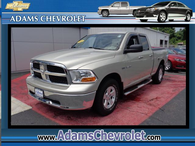 2010 Dodge Ram 1500 Adams Chevrolet where customer satisfaction is our number 1 priority is proud to
