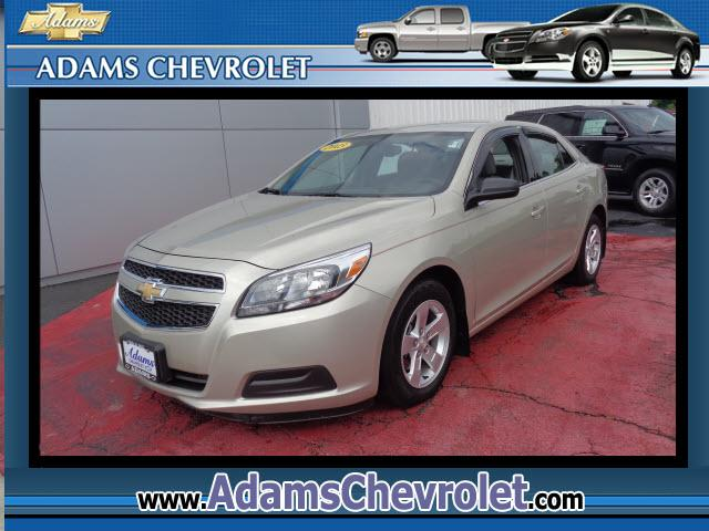 2013 Chevrolet Malibu Adams Chevrolet where customer satisfaction is our number 1 priority is proud