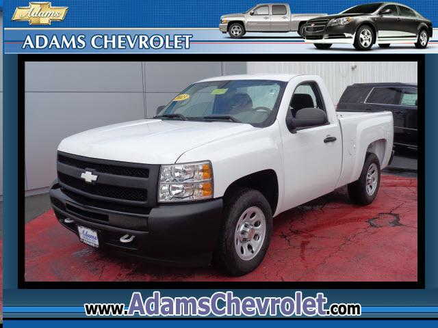 2013 Chevrolet Silverado 1500 Adams Chevrolet where customer satisfaction is our number 1 priority i
