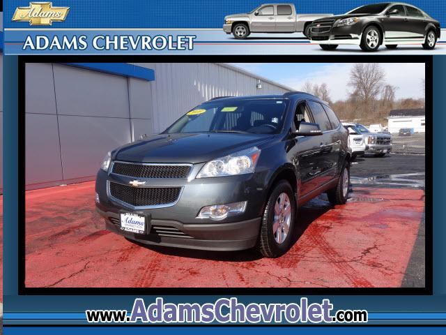 2010 Chevrolet Traverse Adams Chevrolet where customer satisfaction is our number 1 priority is prou