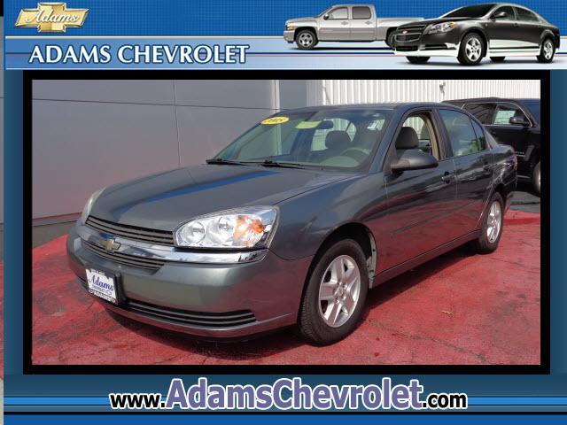 2005 Chevrolet Malibu Adams Chevrolet where customer satisfaction is our number 1 priority is proud