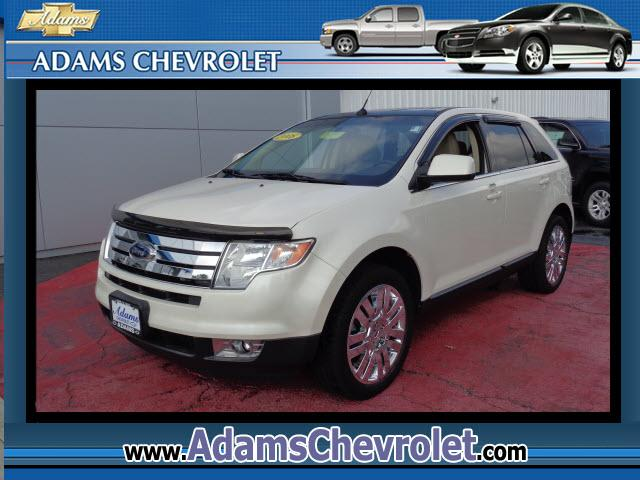 2008 Ford Edge Adams Chevrolet where customer satisfaction is our number 1 priority is proud to offe