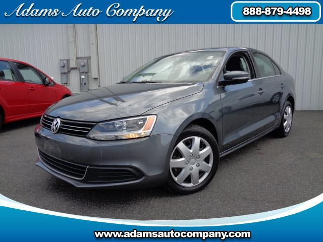 2013 Volkswagen Jetta This vehicle is another example of the Adams Auto Company commitment to stock