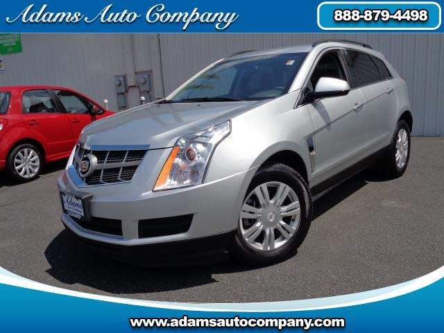 2011 Cadillac SRX This vehicle is another example of the Adams Auto Company commitment to stock vehi