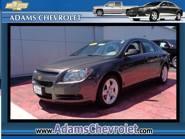 2011 Chevrolet Malibu Adams Chevrolet where customer satisfaction is our number 1 priority is proud