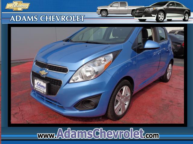 2013 Chevrolet Spark Adams Chevrolet where customer satisfaction is our number 1 priority is proud t