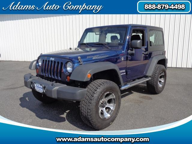 2013 Jeep Wrangler This vehicle is another example of the Adams Auto Company commitment to stock veh