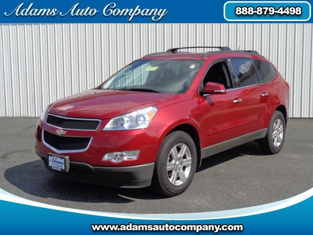 2012 Chevrolet Traverse This vehicle is another example of the Adams Auto Company commitment to stoc
