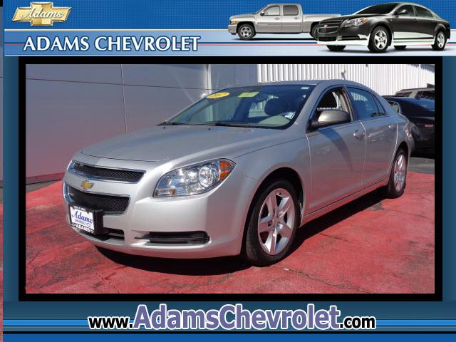 2012 Chevrolet Malibu Adams Chevrolet where customer satisfaction is our number 1 priority is proud