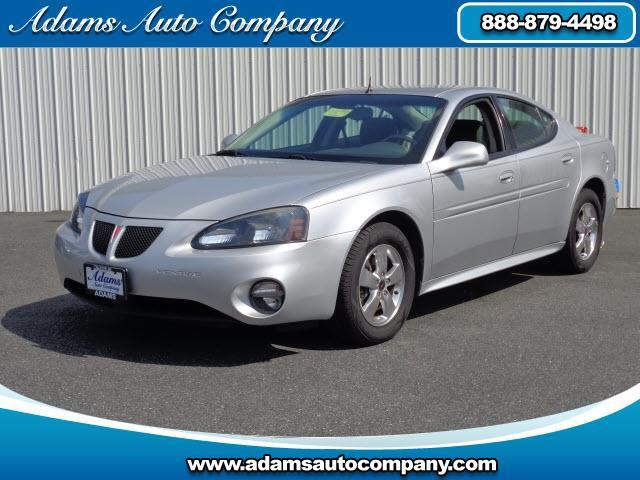 2005 Pontiac Grand Prix This vehicle is another example of the Adams Auto Company commitment to stoc