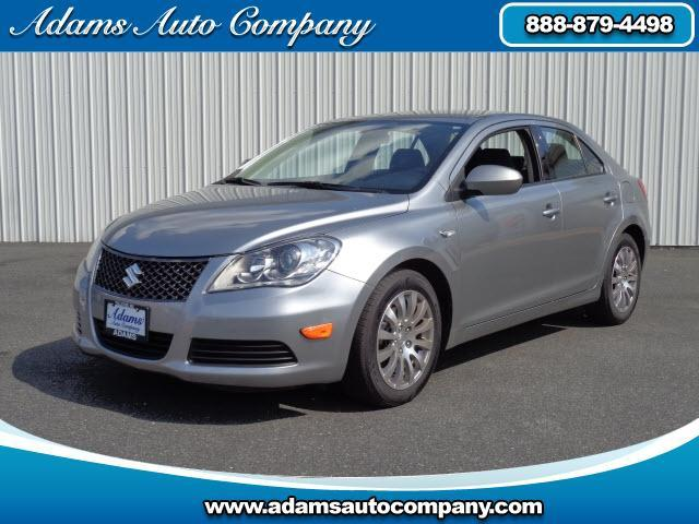 2013 Suzuki Kizashi This vehicle is another example of the Adams Auto Company commitment to stock ve