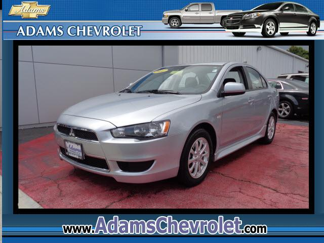 2012 Mitsubishi Lancer Adams Chevrolet where customer satisfaction is our number 1 priority is proud