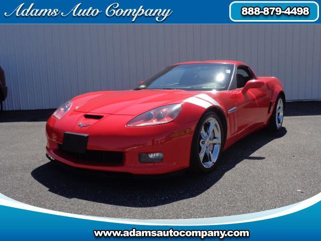 2010 Chevrolet Corvette This vehicle is another example of the Adams Auto Company commitment to stoc