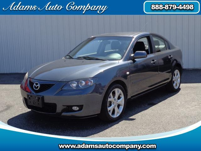 2009 Mazda MAZDA3I This vehicle is another example of the Adams Auto Company commitment to stock veh