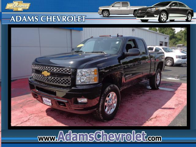 2012 Chevrolet Silverado 2500HD Adams Chevrolet where customer satisfaction is our number 1 priority