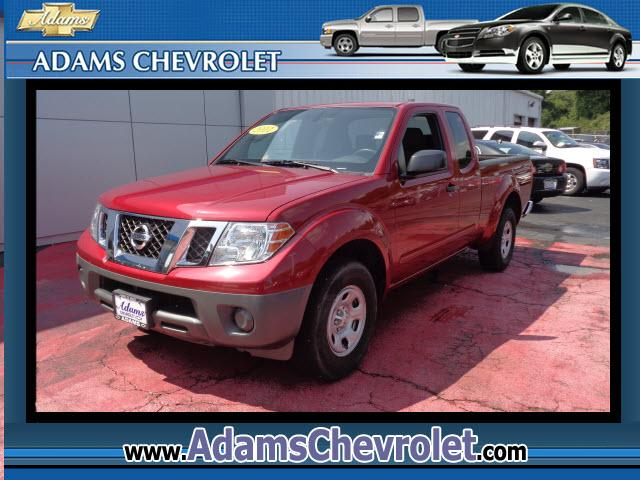 2011 Nissan Frontier adams Chevrolet where customer satisfaction is our number 1 priority is proud t