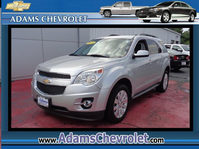 2010 Chevrolet Equinox Adams Chevrolet where customer satisfaction is our number 1 priority is proud