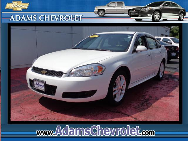 2012 Chevrolet Impala Adams Chevrolet where customer satisfaction is our number 1 priority is proud