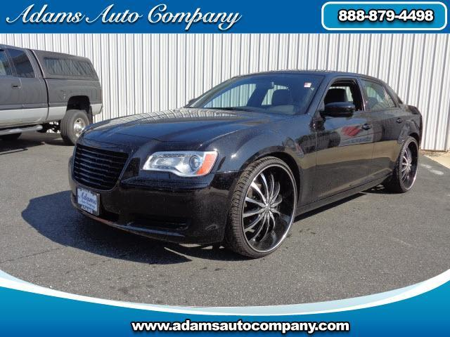 2013 Chrysler 300 This vehicle is another example of the Adams Auto Company commitment to stock vehi
