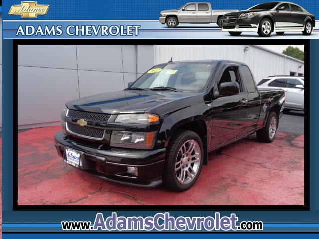 2012 Chevrolet Colorado Adams Chevrolet where customer satisfaction is our number 1 priority is prou