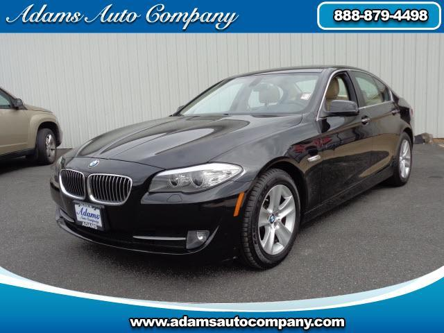 2011 BMW 528i This vehicle is another example of the Adams Auto Company commitment to stock vehicles
