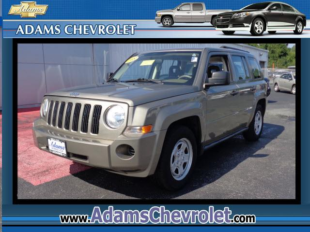2008 Jeep Patriot Adams Chevrolet where customer satisfaction is our number 1 priority is proud to o