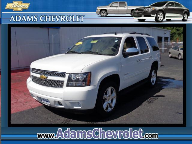 2013 Chevrolet Tahoe Adams Chevrolet where customer satisfaction is our number 1 priority is proud t