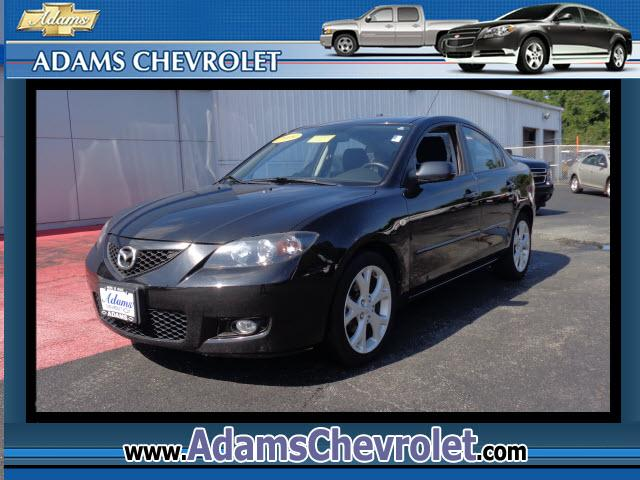 2009 Mazda MAZDA3 This vehicle is another example of the Adams Auto Company commitment to stock vehi