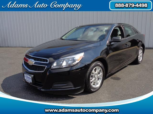 2013 Chevrolet Malibu This vehicle is another example of the Adams Auto Company commitment to stock