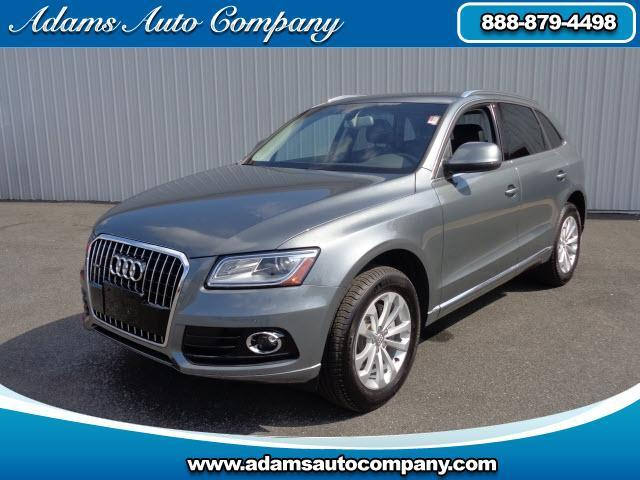 2013 Audi Q5 ONLY 13K MILES EVERY OPTION LED HEADLIGHTS PANORAMIC ROOF POWER SLIDING SHADE NAVIGATIO