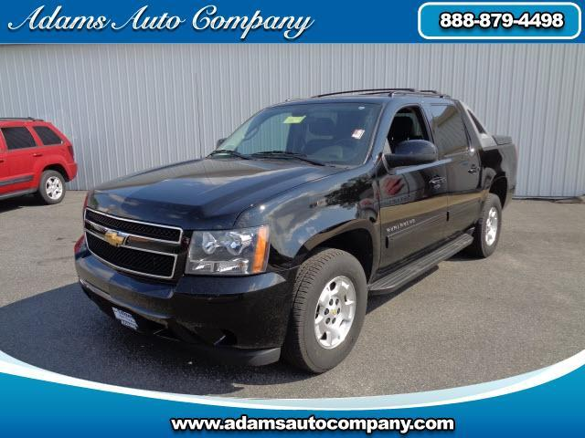 2011 Chevrolet Avalanche This vehicle is another example of the Adams Auto Company commitment to sto