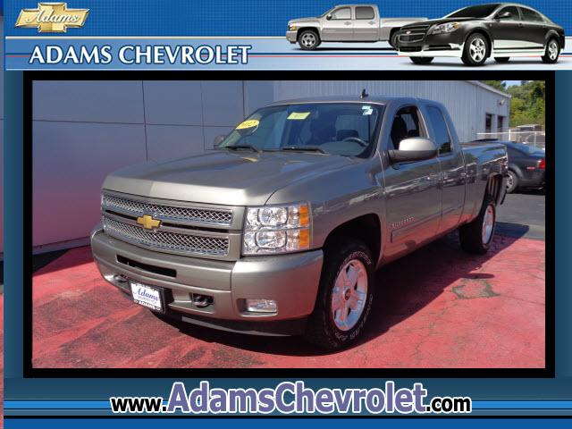 2012 Chevrolet Silverado 1500 Adams Chevrolet where customer satisfaction is our number 1 priority i