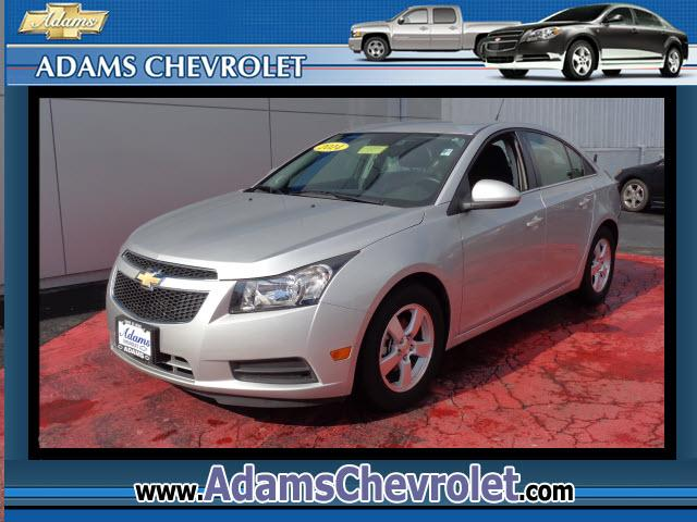 2014 Chevrolet Cruze Adams Chevrolet where customer satisfaction is our number 1 opriority is proud
