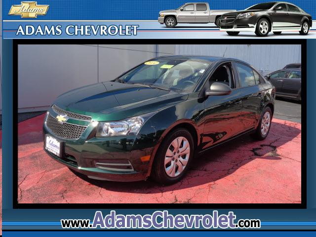 2014 Chevrolet Cruze Adams Chevrolet where customer satisfaction is our number 1 priority is proud t