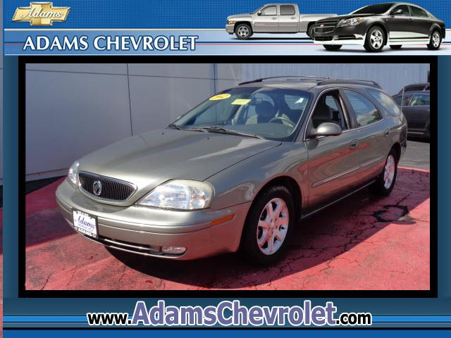 2002 Mercury Sable A real joy ride Elevating the ride Dont miss the great bargain Your time is a