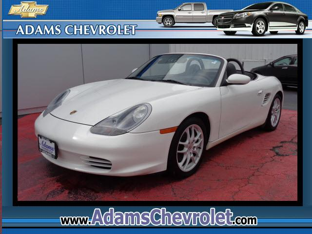 2003 Porsche Boxster Adams Chevrolet where customer satisfaction is our number 1 priority is proud t