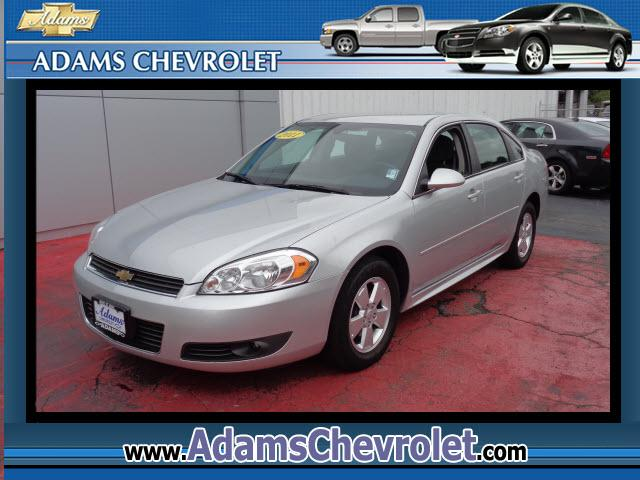 2011 Chevrolet Impala Adams Chevrolet where customer satisfaction is our number 1 priority is proud