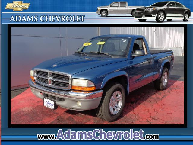 2003 Dodge Dakota Adams Chevrolet where customer satisfaction is our number 1 priority is proud to o