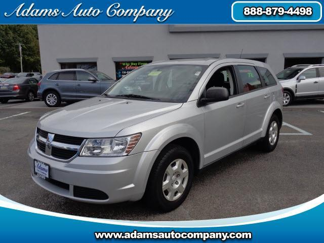 2010 Dodge Journey 2010 DODGE JOURNEY THIS IS A FUEL EFFECENT PEPOLE MOVER HIGH OUTPUT 24L 4CYL