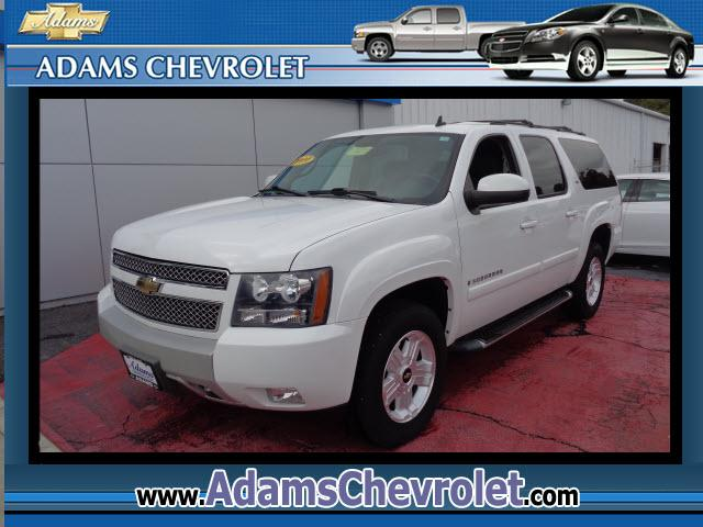 2009 Chevrolet Suburban Adams Chevrolet where customer satisfaction is our number 1 priority is prou