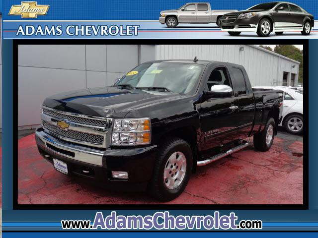 2011 Chevrolet Silverado 1500 Adams Chevrolet where customer satisfaction is our number 1 priority i