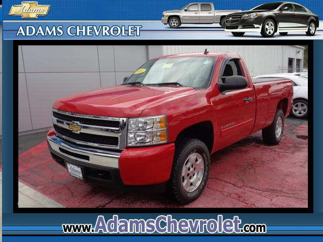 2011 Chevrolet Silverado 1500 Adams Chevrolet where customer is our number 1 priority is proud to of