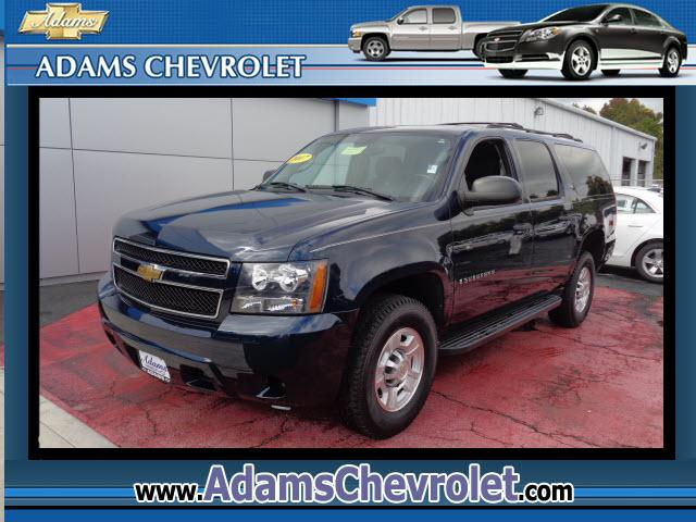 2007 Chevrolet Suburban Adams Chevrolet where customer satisfaction is our numbe