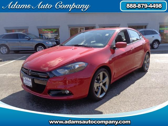 2014 Dodge Dart 2014 DODGE DART GT LIMITED ONLY 3300 MILES LOCAL TRADENOT ONE OPTION MISSING