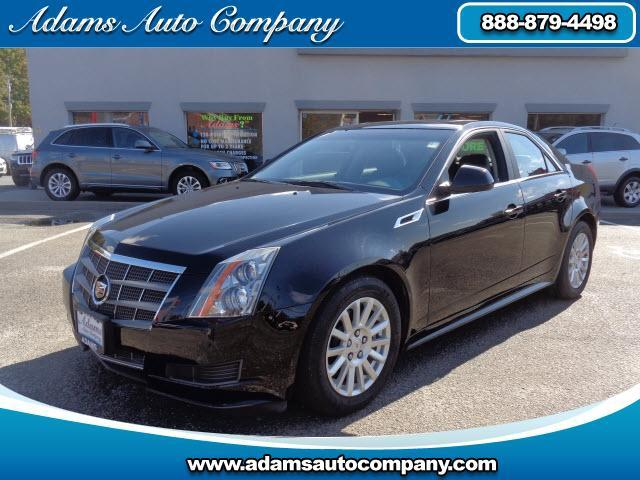 2011 Cadillac CTS AFFORTABLE LUXURY SPORT WITH A CLEAN HISTORY REPORT VERY NICE ALL POWER EQUIPM