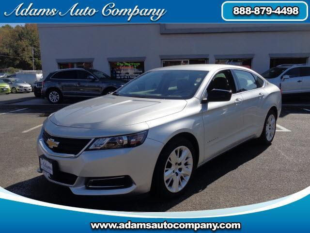 2014 Chevrolet Impala 2014 CHEVROLET IMPALA31MPG AND FULL SIZE COMFORT MIX FLAWLESSLY WITH THIS W