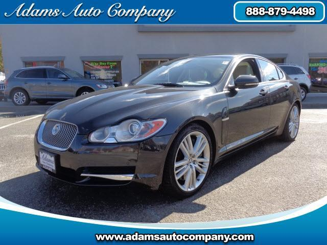 2011 Jaguar XF-Series LOADED WITH EVERYTHING POWER ROOF SUPERCHARGED 470HP V8 HID HEADLIGHTS NAVIGAT