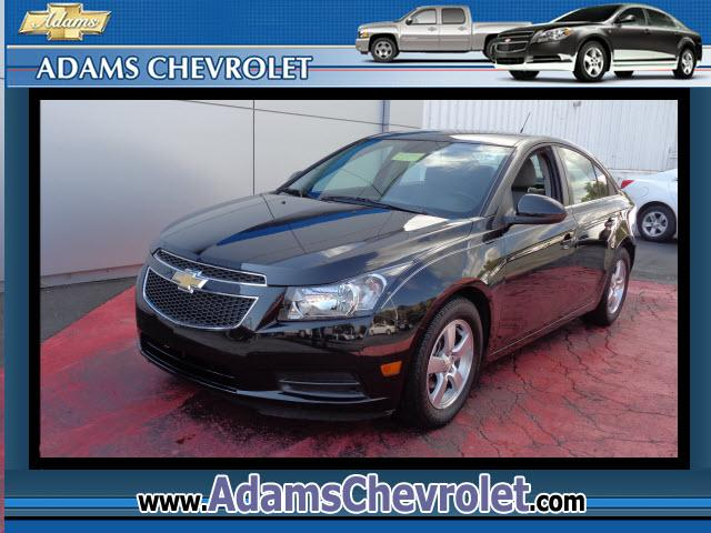 2014 Chevrolet Cruze Adams Chevrolet where customer satisfaction is our number 1