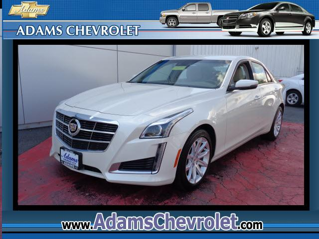 2014 Cadillac CTS Adams Chevrolet where customer satisfaction is our number 1 is proud to offer this