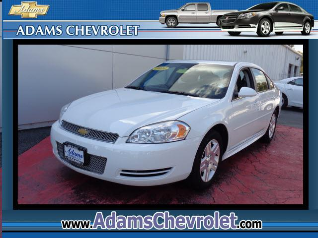 2014 Chevrolet Impala Adams Chevrolet where customer satisfaction is our number 1 priority is proud